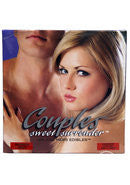 Couples Sweet Surrender Passion Fruit His Hers Edible Undies - Condom-USA
