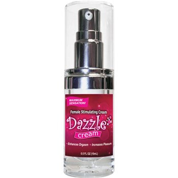 Female Stimulating Dazzle Cream - Condom-USA