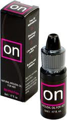 On Arousal Oil 0.17 fl oz (5 ml) - Condom-USA