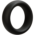 OPTIMALE • C-Ring Thick - 40mm - Black - Condom-USA  - 2