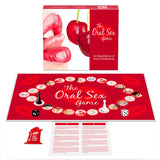 The Oral Sex Game - Condom-USA  - 2
