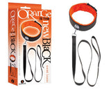 Orange is the New Black Short Leash - Condom-USA  - 1