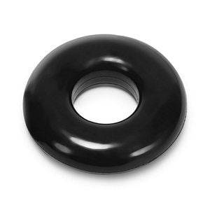 DO-NUT 2 LARGE COCKRINGS  BLACK