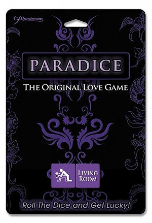 Paradice, The Original Dice Love Game - Condom-USA