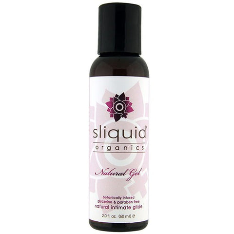 Sliquid Organics Natural  Gel 2oz