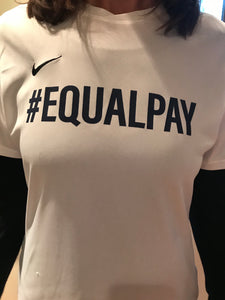 "Equal Pay Jersey - Tailored Fit ""Women's"" Style"