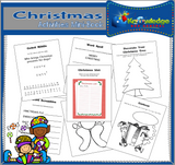 Christmas Activities Mini-Books