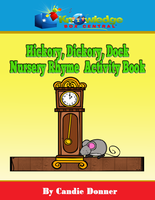 Nursery Rhyme Activity Books