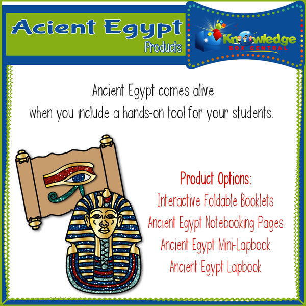Ancient Egypt Products