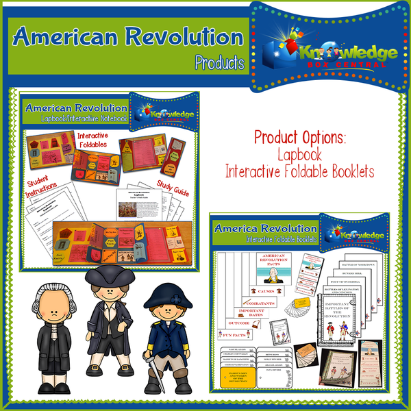 American Revolution Products