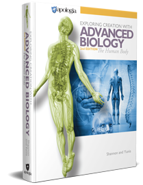 Apologia Exploring Creation With Advanced Biology: The Human Body 2nd Edition