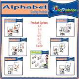Alphabet Sorting Pockets