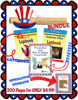 U.S. Constitution Interactive BUNDLE