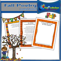 Fantastic Fall Poetry Copywork