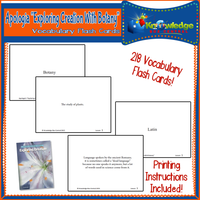 Apologia Exploring Creation with Botany Lapbook Package (Lessons 1-13)