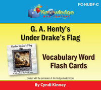 Henty's Historical Novel Flash Cards