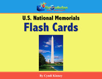 US National Memorials Flash Cards