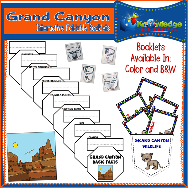 Grand Canyon Products