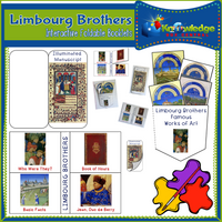 Limbourg Brothers Interactive Foldable Booklets