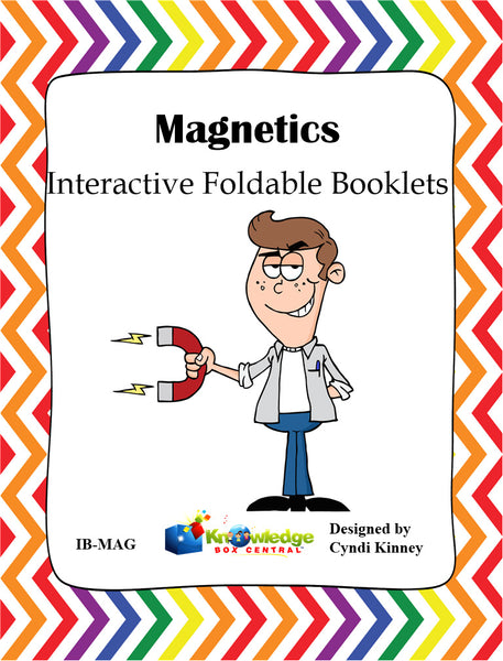 Magnetics Interactive Foldable Booklets