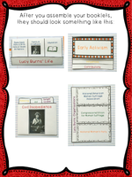 Women's Suffrage: Lucy Burns Interactive Foldable Booklets