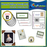 Women's Suffrage: Lucretia Mott Interactive Foldable Booklets