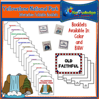 Yellowstone National Park Products