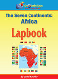The Seven Continents Lapbooks