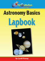 Astronomy Basics Lapbook