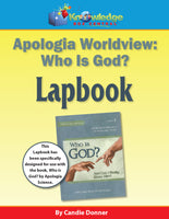 Apologia Worldview Who is God? And How Can I Really Know Him? Lapbook