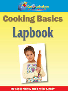 Cooking Basics Lapbook