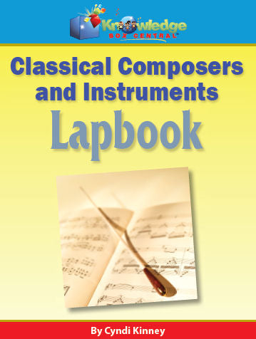 Classical Composers & Instruments