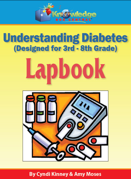 Understanding Diabetes Lapbook