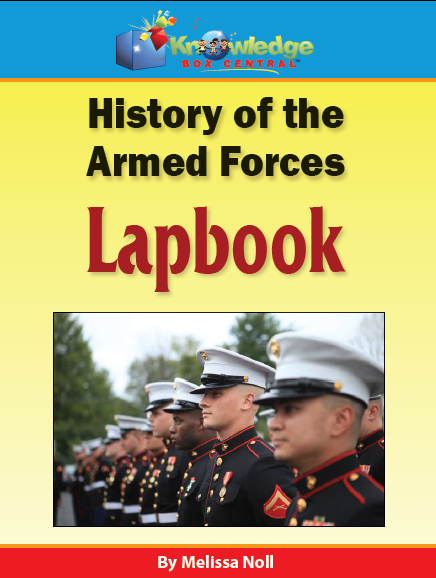 History of the Armed Forces Lapbook