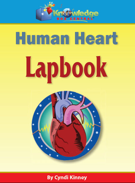 Human Heart Lapbook