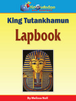 King Tutankhamun Lapbook
