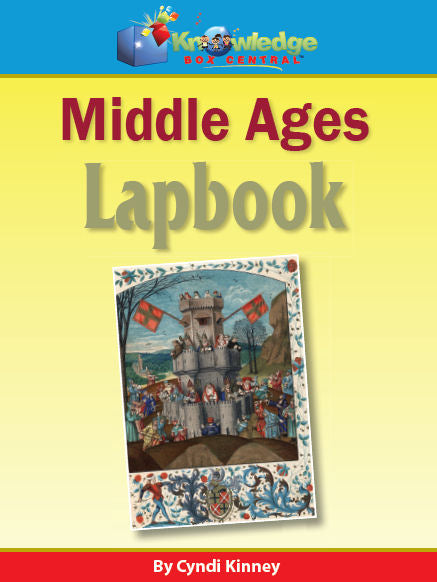 Middle Ages Lapbook