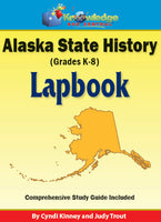 Alaska State History Lapbook / Interactive Notebook