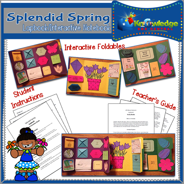 Splendid Spring Lapbook