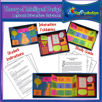 Theory of Intelligent Design Lapbook
