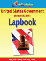 U.S. Governent Lapbooks