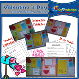 Valentine's Day Lapbook