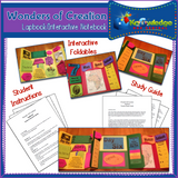 Wonders of Creation Lapbook