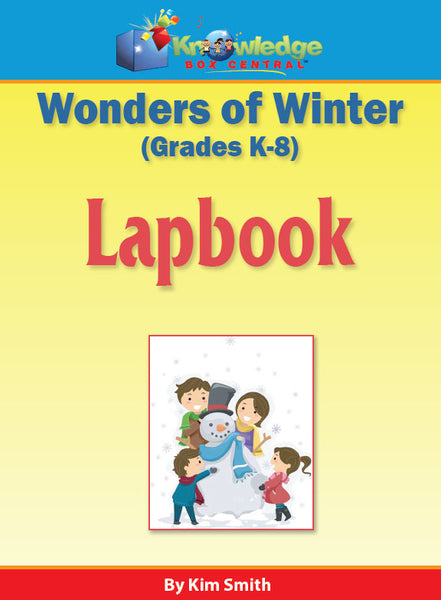 Wonders of Winter Lapbook
