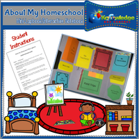About My Homeschool Mini-Lapbook / Interactive Notebook