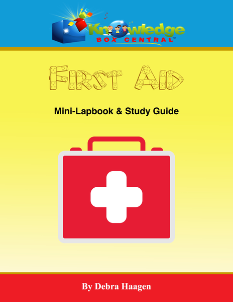 First Aid Mini-Lapbook
