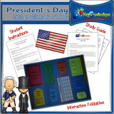 President's Day Mini-Lapbook