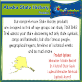 Alaska State History Products