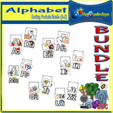 Alphabet Sorting Pockets Bundle (A-Z)