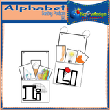 Alphabet Sorting Pockets I-L